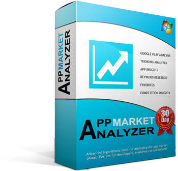 App Market Analyzer Box Art
